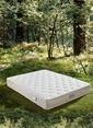 Hibboux Botanic Pocket Yaylı Yatak 90x190 Cm Beyaz